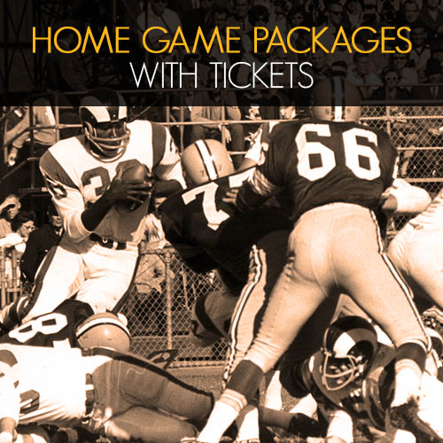 packers home game packages
