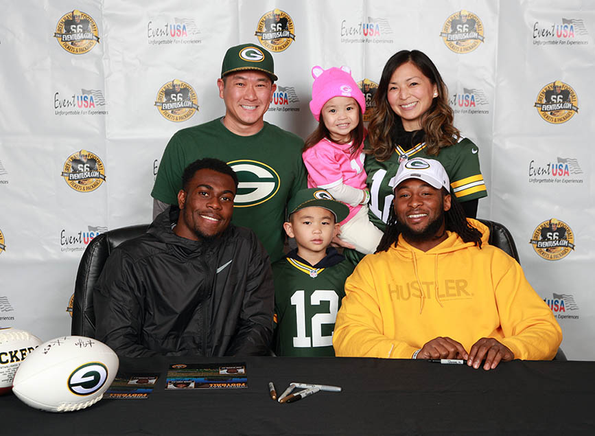 meet packer players