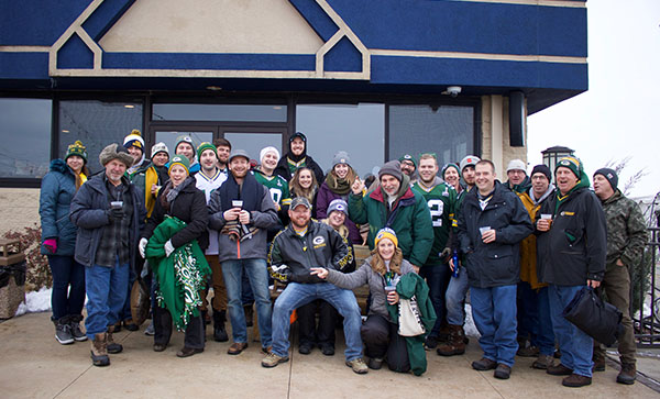 packers game event planning